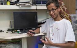 Ahmed Mohamed - khách mời danh dự tại Hội chợ khoa học của Google