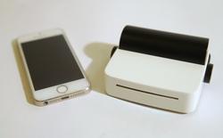 droPrinter: Máy in bỏ túi dành cho điện thoại cực tiện lợi