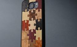Chiêm ngưỡng bộ 5 ốp lưng gỗ tuyệt đẹp cho Galaxy S6