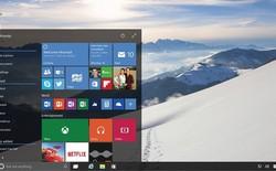 Quá trình lột xác của nút Start trên Windows 10