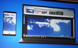 Windows 10 và những làn gió mới cho smartphone chạy Windows