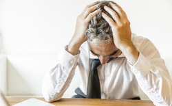 Stress sẽ làm tóc bạc chỉ trong một đêm?