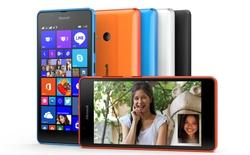 Microsoft ra mắt Lumia 540 tại VN: chụp selfie góc rộng, giá 3,5 triệu đồng