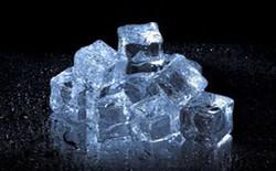 Tia laser có thể làm nước đóng băng