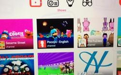 Dịch vụ YouTube cho trẻ em sẽ ra mắt vào ngày 23/2