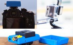 SteadXP - Chống rung cho camera tích hợp gia tốc kế và con quay hồi chuyển