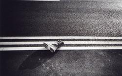 Ngỡ ngàng loạt ảnh nghệ thuật được chụp bởi người vô gia cư ở London