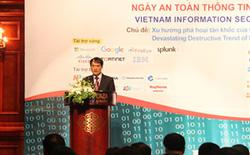 Chỉ số An toàn thông tin Việt Nam 2015 vẫn dưới mức trung bình