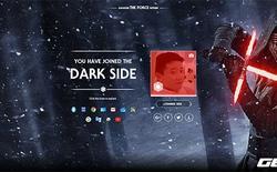 Google mở hàng loạt giao diện ẩn chào mừng tập mới phim Star Wars