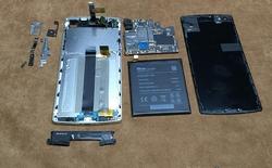 Rã máy Bphone bản thương mại: bảng mạch không thua kém iPhone