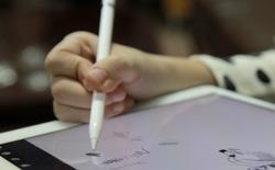 Dân thiết kế, họa sĩ đánh giá Apple Pencil: Như bút thật, hơn cả Wacom