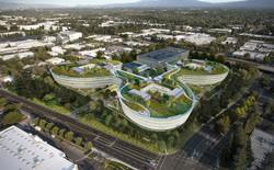 Apple dự kiến xây trụ sở kiểu tàu vũ trụ thứ 2 tại Sunnyvale