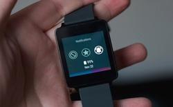 Làm sao để kéo dài tuổi thọ pin của đồng hồ Android Wear?
