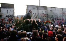9/11/1989 - Bức tường Berlin sụp đổ, nước Đức thống nhất