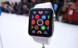 Cơn bão ứng dụng dành cho Apple Watch đã bắt đầu đổ bộ lên App Store
