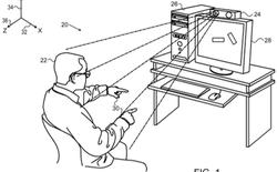 """Apple được cấp bằng sáng chế cử chỉ mang cảm hứng từ phim """"Minority Report"""""""