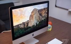 Apple trình làng iMac 21,5-inch màn hình 4K, Magic Keyboard, Magic Mouse và Magic Trackpad mới
