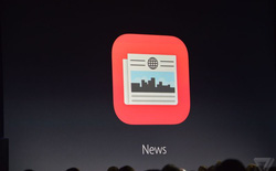 Apple ra mắt Apple News, cạnh tranh trực tiếp với Instant Article của Facebook