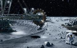 Khoáng sản ngoài vũ trụ - Kho báu trăm nghìn tỷ USD: Ngon nhưng khó ăn
