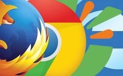 So sức mạnh các trình duyệt phổ biến nhất tại Việt Nam - Chrome vẫn là vua!