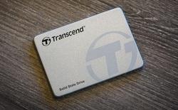 Transcend SSD370S 256 GB: Ngon, bổ, rẻ chính là đây!