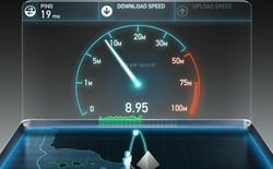 Tốc độ Internet tại Việt Nam xếp thứ 102 thế giới