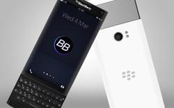 Lộ diện video BlackBerry Venice với bàn phím QWERTY trượt, màn hình cong