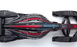 Ý tưởng xe đua McLaren có thể điều khiển bằng sóng não