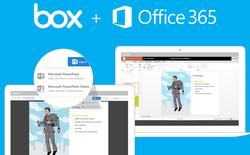 Microsoft bắt tay với Box trong nỗ lực cạnh tranh office online với Google Drive