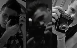 Con trai David Beckham có thể sẽ theo nghề nhiếp ảnh