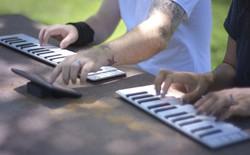 Xkey Air: Đàn Keyboard không dây cho người yêu nhạc