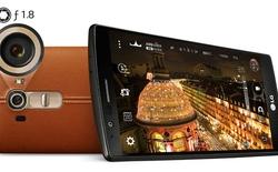 Đo hiệu năng siêu phẩm: LG G4 đội sổ