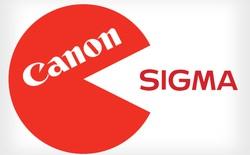 Canon muốn mua lại Sigma nhưng bị từ chối