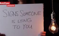 [Video] Làm sao để nhận biết một người đang nói dối?