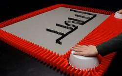 [Video] Dominoes Stop Motion - kế hoạch quảng cáo domino đầy sáng tạo
