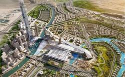 Dubai bỏ 6,8 tỷ USD để biến sa mạc khô cằn thành... đường trượt tuyết