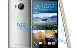 Xuất hiện ảnh rõ nét thiết kế HTC One M9 Plus
