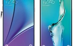 Lộ giá bán siêu phẩm Galaxy S6 edge Plus và ảnh báo chí Galaxy Note 5