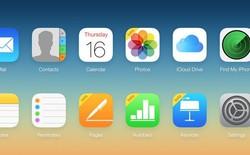 Apple cho phép người dùng khôi phục dữ liệu bị xóa trên iCloud