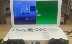 Cùng xem Playbox: Console tích hợp PlayStation 4 và Xbox One