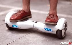 Hàng loạt hãng hàng không Mỹ cấm xe hai bánh hoverboard