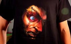 Kinh hãi chiếc áo phông kinh dị Digital Dudz