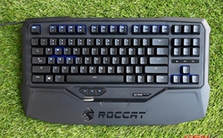 Roccat Ryos TKL Pro - Bàn phím cơ cực gọn nhẹ cho game thủ Việt