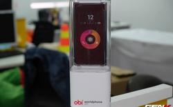 Mở hộp Obi Worldphone SF1 chính hãng: đóng gói kỳ công, thiết kế đẹp mắt