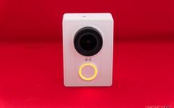 Trên tay camera hành động giá rẻ Xiaomi Yi vừa về Việt Nam