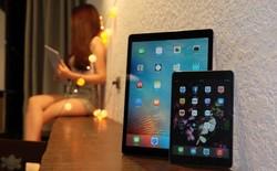 Cận cảnh iPad Pro vừa xuất hiện tại Việt Nam: quá to nhưng dễ cầm