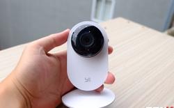 Công bố kết quả quay thưởng camera theo dõi Xiaomi Yi IP (bản quay đêm)