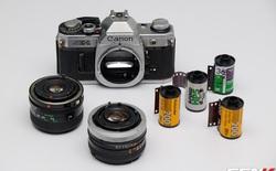 Canon AE-1: sự lựa chọn hợp lý khi mới nhập môn nhiếp ảnh Analog