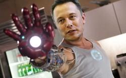 """Elon Musk: """"siêu anh hùng"""" vượt qua cả hình mẫu Iron Man"""