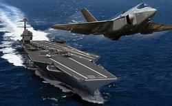 Xem Hải quân Mỹ thử nghiệm hệ thống phóng máy bay mới trên tàu sân bay